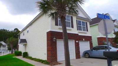 Myrtle Beach Single Family Home Active-Pend. Cntgt. On Financi: 1291 Harbor Aly