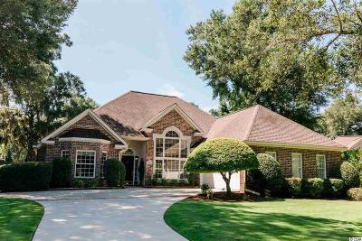 Pawleys Island Single Family Home For Sale: 1073 Doral Drive