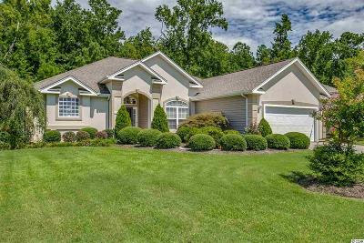 Myrtle Beach Single Family Home For Sale: 717 Dove Haven Ln