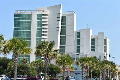 Myrtle Beach Condo/Townhouse For Sale: 201 S Ocean Blvd. #721