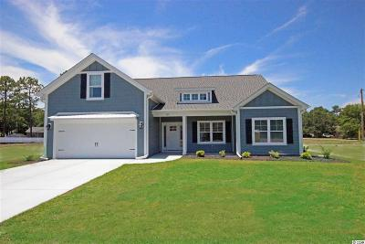 Pawleys Island Single Family Home For Sale: 458 Old Ashley Loop