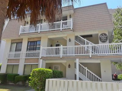 Myrtle Beach Condo/Townhouse Active-Hold-Don't Show: 211 76th Avenue North #B-2