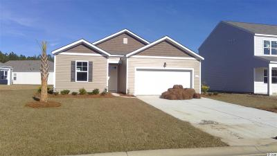 Myrtle Beach, North Myrtle Beach Single Family Home For Sale: 605 Union Street