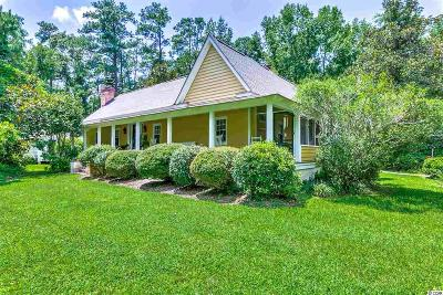 Conway Single Family Home For Sale: 1460 Pitch Landing Rd.