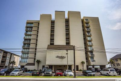 North Myrtle Beach Condo/Townhouse For Sale: 2013 S Ocean Blvd. #2 C