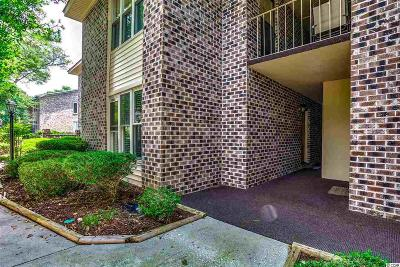 Myrtle Beach Condo/Townhouse For Sale: 406 75th Ave N #M-13