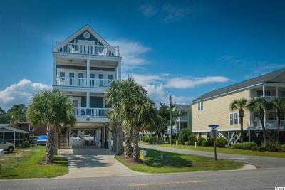 Surfside Beach Single Family Home For Sale: 410 S Ocean Blvd.