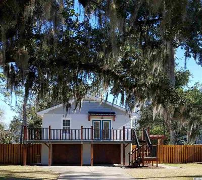 Pawleys Island Single Family Home Active-Hold-Don't Show: 439 Blockade Drive