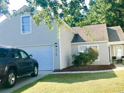 Myrtle Beach Single Family Home For Sale: 218 Bellegrove Drive