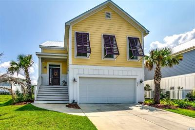 Murrells Inlet Single Family Home For Sale: 552 Chanted Drive