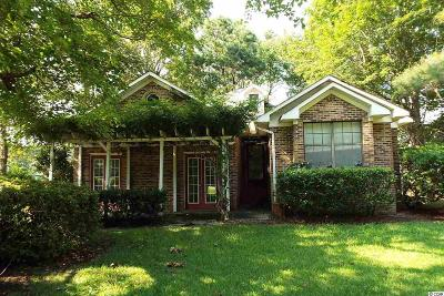Myrtle Beach Single Family Home For Sale: 301 Lake Park Dr.