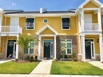 Myrtle Beach Condo/Townhouse For Sale: 3550 Pampas Drive #4