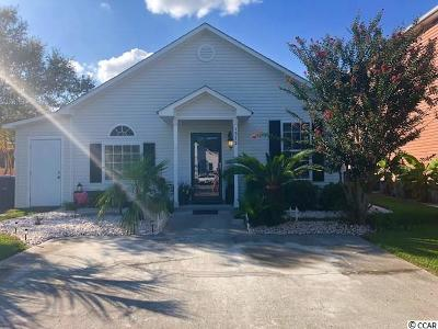 Myrtle Beach Single Family Home For Sale: 1372 Tranquility Lane