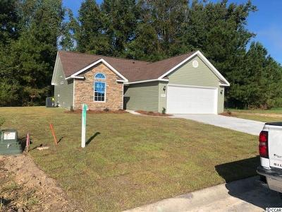 Longs Single Family Home For Sale: 512 Truitt Drive