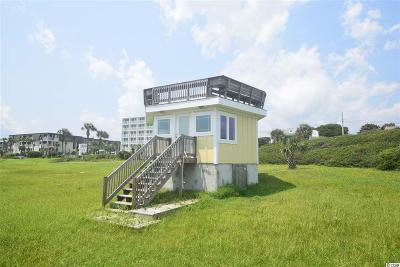 Myrtle Beach, North Myrtle Beach Single Family Home For Sale: 5704 N Ocean Blvd