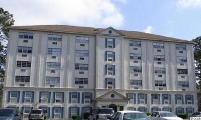 Myrtle Beach SC Condo/Townhouse For Sale: $18,000