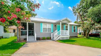 Murrells Inlet Single Family Home For Sale: 814 Main Sail Court