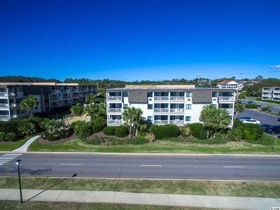Myrtle Beach Condo/Townhouse For Sale: 5601 North Ocean Blvd #D-108