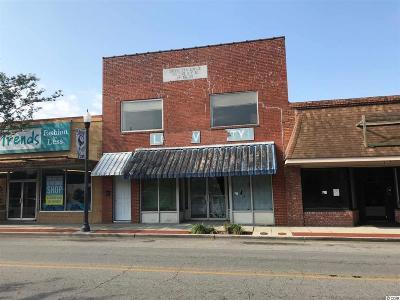 Loris Commercial For Sale: 4118 Main St.