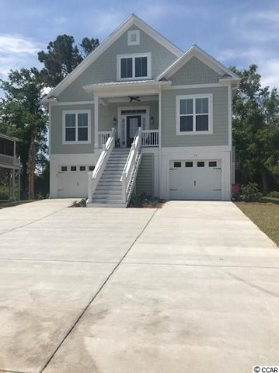 Pawleys Island Single Family Home For Sale: 154 Cayman Loop
