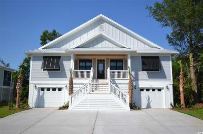 Pawleys Island Single Family Home For Sale: 138 Cayman Loop