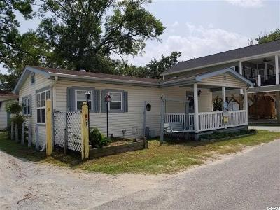 Myrtle Beach SC Single Family Home For Sale: $79,900