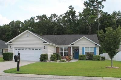 Myrtle Beach SC Single Family Home For Sale: $204,900