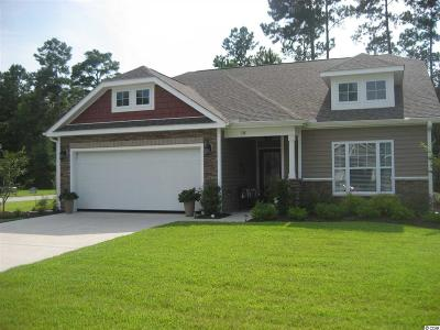 Little River Single Family Home For Sale: 318 Palm Lakes Blvd