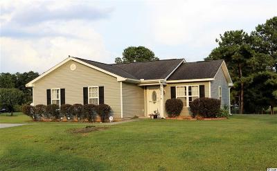 Conway Single Family Home For Sale: 3824 Stern Dr.