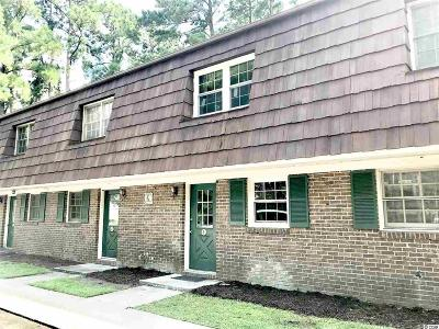 Conway Condo/Townhouse For Sale: 1025 Carolina Road #K3