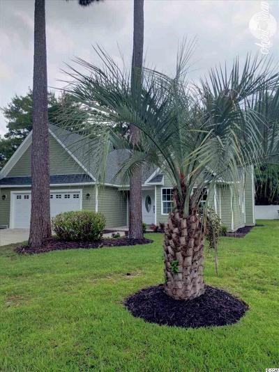Myrtle Beach Single Family Home For Sale: 208 Millstone Drive