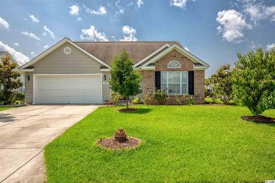 Myrtle Beach Single Family Home For Sale: 500 Hartwood Lane