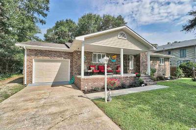North Myrtle Beach Single Family Home For Sale: 3902 Birchwood St.