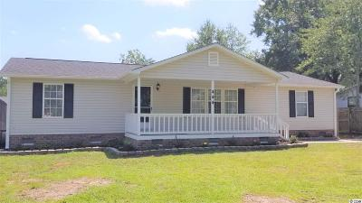 Myrtle Beach Single Family Home For Sale: 444 Grapevine St