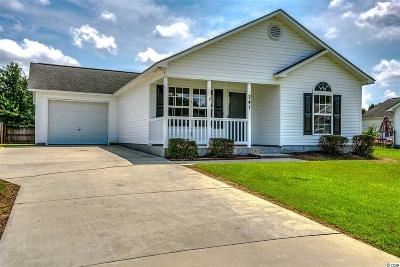 Conway Single Family Home For Sale: 341 Sean River Road