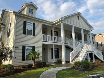 Murrells Inlet Condo/Townhouse For Sale: 607 Sunnyside Drive #101