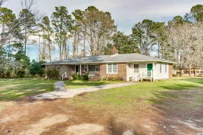 Little River Single Family Home For Sale: 2395 Coates Road