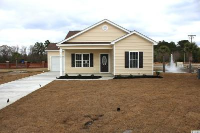 Longs Single Family Home Active-Pend. Contingent Contra: 100 Tomoka Trail