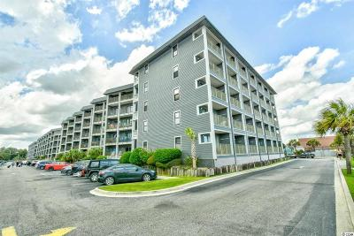 Myrtle Beach, North Myrtle Beach Condo/Townhouse For Sale: 5905 S Kings Highway #A-203