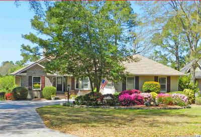 Sunset Beach Single Family Home For Sale: 617 SW Kings Trail Dr.
