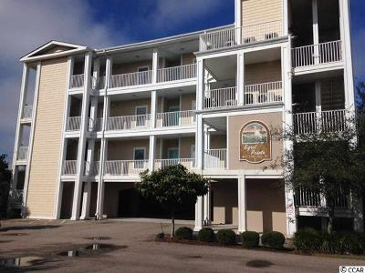 North Myrtle Beach Condo/Townhouse For Sale: 407 N 24th #201