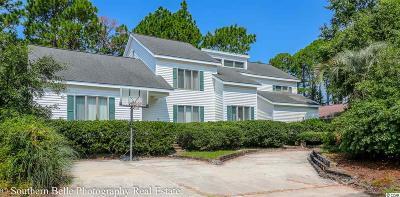 Surfside Beach Single Family Home For Sale: 1508 Deer Park Lane