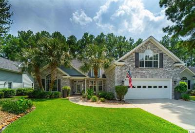 Myrtle Beach Single Family Home For Sale: 4809 New Haven Court