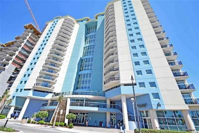 Myrtle Beach Condo/Townhouse For Sale: 504 N Ocean Blvd #207