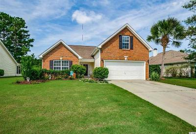 Murrells Inlet Single Family Home Active-Pend. Cntgt. On Financi: 173 Seville Drive