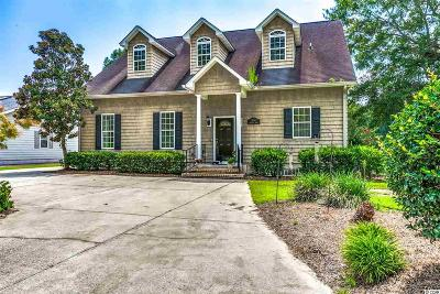 Myrtle Beach Single Family Home For Sale: 2634 Riverside Drive