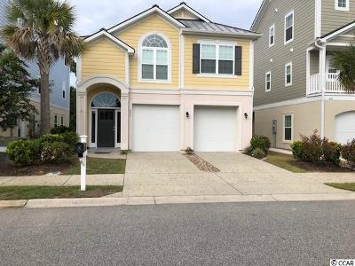 North Myrtle Beach Single Family Home For Sale: 421 S 7th Avenue