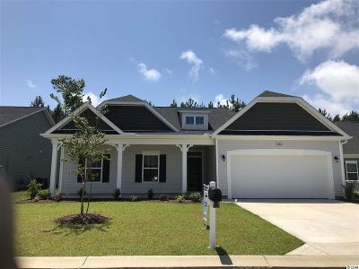 Longs Single Family Home For Sale: 1804 Sapphire Drive
