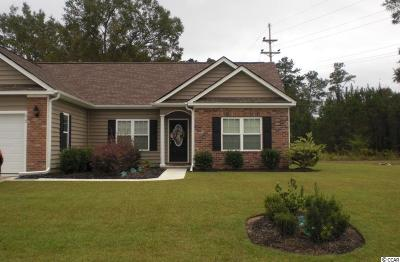 Conway Single Family Home Active-Pend. Cntgt. On Financi: 612 Fieldwoods Dr.