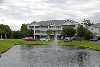 North Myrtle Beach Condo/Townhouse For Sale: 6015 Catalina Dr #122